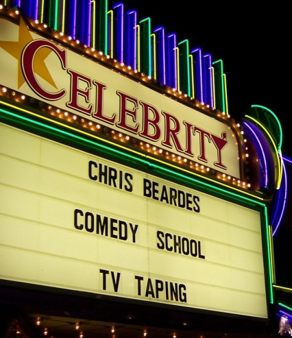 The Chris Bearde School of Comedy