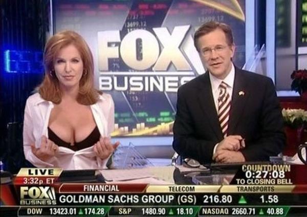 Fox News Anchors Nude