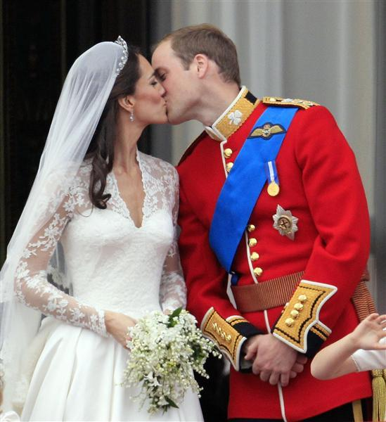 """ENDLESS FRENCH FRIES AND ROYAL WEDDING JOKES"