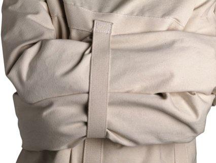 straight-jacket