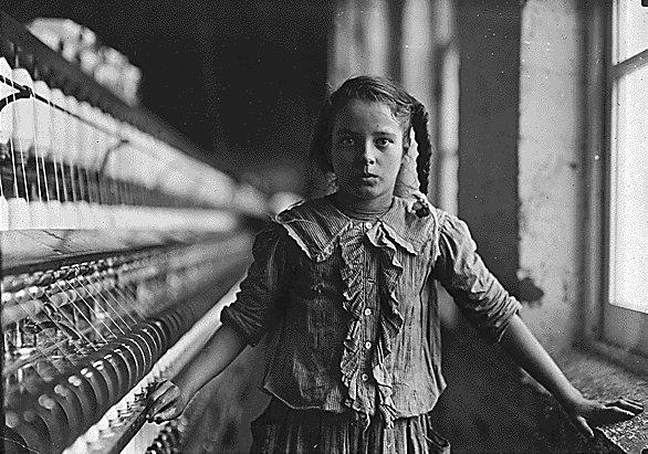 Child Labor - Magazine cover