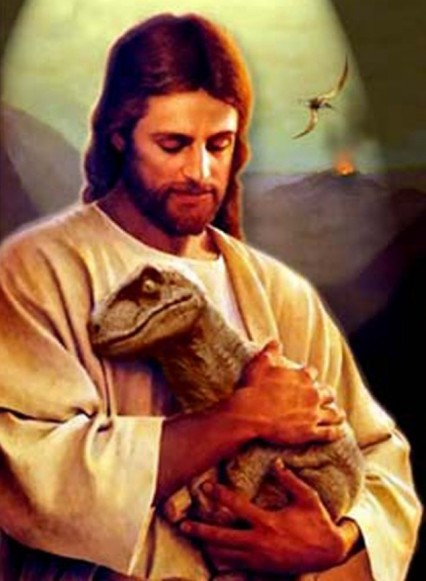 Jesus-and-dinosaur-e1299096274567-634x865